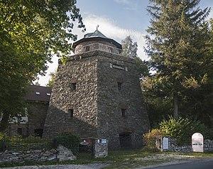 Stara Morawa - Old lime kiln