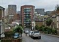 2015-London-Woolwich, Sandy Hill Rd.jpg
