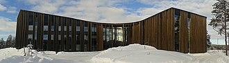 Sámi politics - Sajos Sámi cultural and administrative centre in Inari, Finland