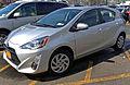 2015 Toyota Prius c (front left), Long Island.jpg