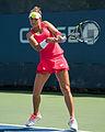 2015 US Open Tennis - Qualies - Alexandra Panova (RUS) (26) def. Paula Kania (POL) (20368393764).jpg