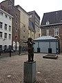 2017 Maastricht, Achter de Comedie, beeldje.jpg