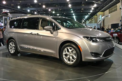 2017 Pacifica