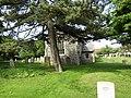 2018-06-13 Parish church of Saint John the Baptist's head, Trimingham (2).JPG