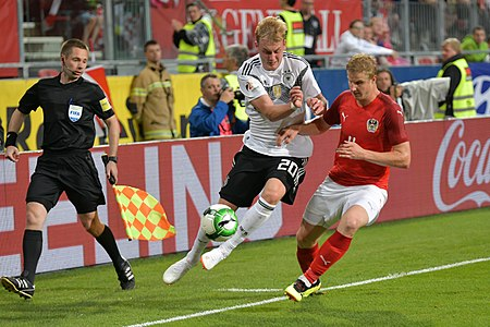 20180602 FIFA Friendly Match Austria vs. Germany Brandt Hinteregger 850 1170.jpg