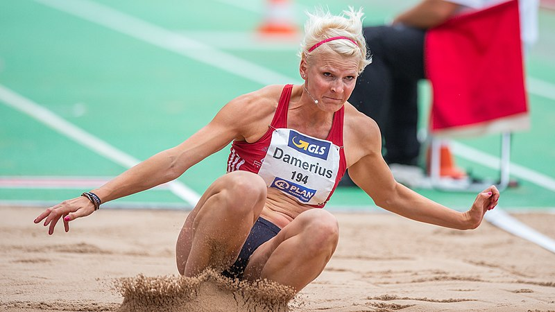 File:2018 DM Leichtathletik - Weitsprung Frauen - Birte Damerius - by 2eight - DSC9563.jpg