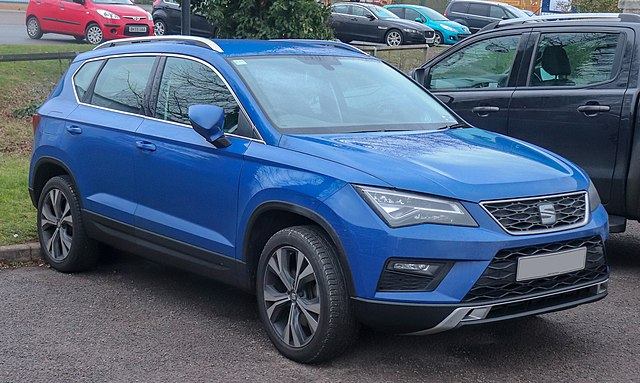2018 SEAT Ateca SE Tech Ecomotive 1.6