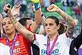 2019-05-18 Fußball, Frauen, UEFA Women's Champions League, Olympique Lyonnais - FC Barcelona StP 0108 LR10 by Stepro.jpg