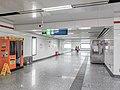 201908 Entrance B Aisle at Nanmendou Station.jpg
