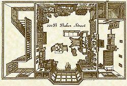 Museo en 221b de Baker Street