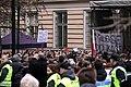 25. výročí Sametové revoluce na Albertově v Praze 2014 (16).JPG