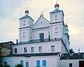 3. Глубокое. Собор Рождества Пресвятой Богородицы. Вид со двора..JPG