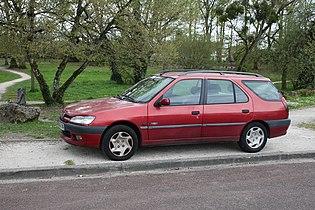 Peugeot 306 — Wikipédia