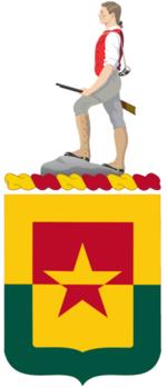 313th Cavalry Regiment COA.png