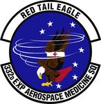 332 Expeditionary Aerospace Medicine Sq emblem.png