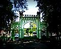 388.Величественные ворота.Вьюнки 2014.jpg