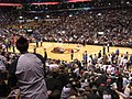 3 Cavaliers at Raptors 104-96 Wednesday, April 6, 2011.JPG