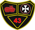 43rd Mechanised Infantry Battalion GAF.png