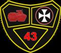 43rd Mechanised Infantry Battalion GAF.png