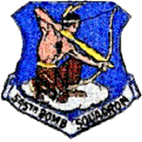 545th Bombardment Squadron - SAC - Emblem.png