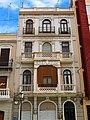 713 Edifici al carrer de la Reina 172, el Cabanyal (València).jpg