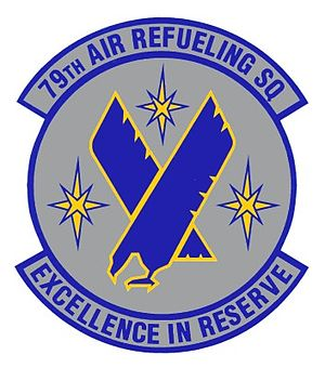 79th Air Refueling Squadron - Image: 79th Air Refueling Squadron