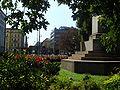 8837 - Milano - Monumento a Cavour (1865) - Foto Giovanni Dall'Orto, 13-Sept-2007.jpg
