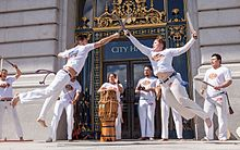 Capoeira Kordel