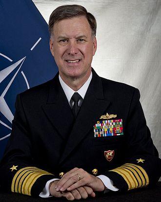 Mark E. Ferguson III - Admiral Mark E. Ferguson III, USN