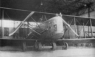 AEG R.I - Image: AEG R1 Bomber