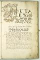 AGAD Pierwsza strona ksiegi lawniczej i wojtowskiej Nowej Warszawy z lat 1593 - 1687.png