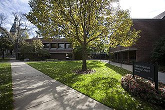 Hamline University - Paul Giddens Alumni Learning Center