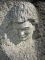A Estrada. Estatua de Picallo dedicada a Cabada Vázquez. Detalle 5.jpg