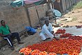 A Nigerian Tomatoes seller on the roadside in Ilorin3.jpg
