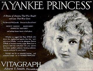 <i>A Yankee Princess</i> 1919 silent film by David Smith