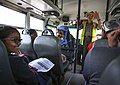 A park ranger gives a short talk at Savage River for visitors on a park bus headed to the Eielson Visitor Center on Friday, July (79d83ba6-7e1e-43ea-a5c6-173a8acd4486).JPG