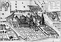 Abbaye Saint-Florent de Saumur dans Monasticon Gallicanum.jpg