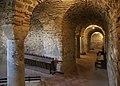 Abbazia di farneta, interno, cripta del ix o x secolo, 17.jpg