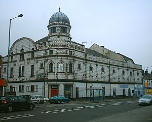 Listed buildings in Sheffield S7 - Image: Abbeydale Cinema Abbeydale Road 26 03 06