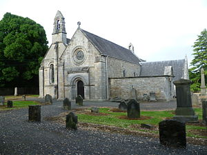 Abercorn - Image: Abercorn Church, West Lothian