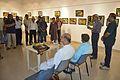 Abhoy Nath Ganguly Addressing - Inaugural Function - Atanu Ghosh Solo Exhibition - Kolkata 2016-10-20 0911.JPG