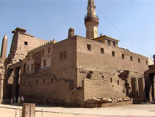 Abou al-Haggag mosque (2006b)
