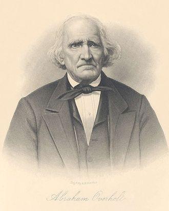 Old Overholt - Abraham Overholt (1784–1870)