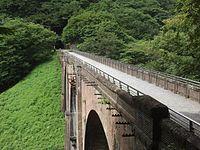Abt road on Usui 3rd Bridge.JPG