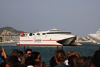 Trasmediterránea Spanish ferry operator