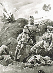 Action by Sepoy Khudadad Khan VC Ypres.jpg