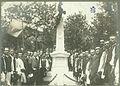 Adler - Inaugurarea monumentului militar în Moineşti în 1909.jpg
