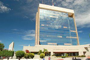 Administrative building of University of Guadalajara (2006)