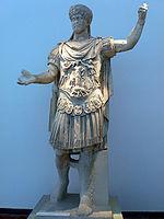 Hadrien, 160. Musée archéologique d Olympie