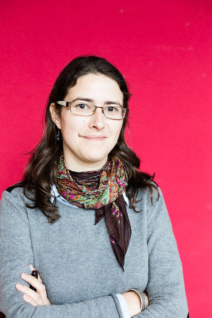 Portrait d'Adrienne Charmet-Alix